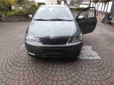 gebraucht Toyota Corolla 1,4 VVTi Sol Klein-/ Kompaktwagen