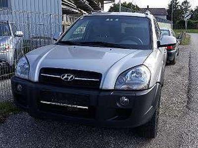 brugt Hyundai Tucson 2,0 Comfort+ CRDi 2WD !!! E X P O R T !!! SUV / Geländewagen,