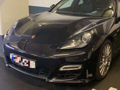 gebraucht Porsche Panamera GTS DSG Sportwagen / Coupé