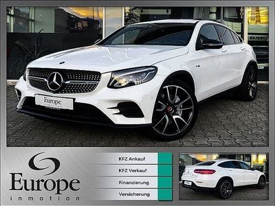 "gebraucht Mercedes GLC43 AMG AMG 4-Matic Coupe / 21"" / LED / 360 / Night / Comand"