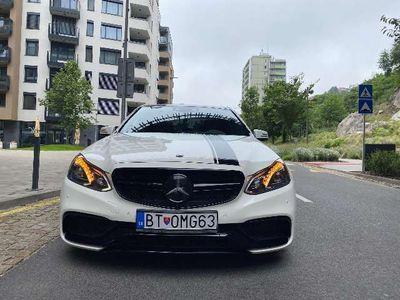 gebraucht Mercedes E63 AMG -Klasse Allrad (W212) S 4MATIC Aut.