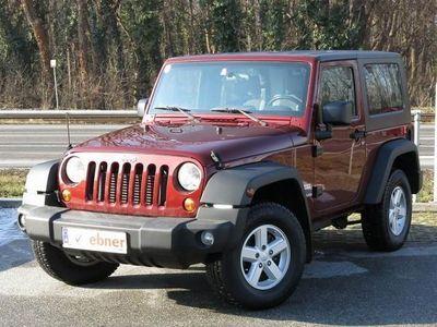 gebraucht Jeep Wrangler Sport Plus 2,8 CRD Hardtop Aut. SUV / Geländewagen,