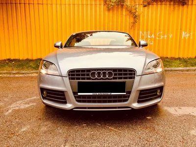 gebraucht Audi TT S-Line Sportwagen / Coupé