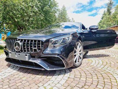 gebraucht Mercedes S63 AMG AMG Modell 2018