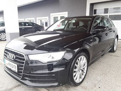 gebraucht Audi A6 Avant 2,0 TDI *S-LINE* ultra s-tronic **SOFORT FINANZIERU