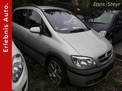 gebraucht Opel Zafira Sportsline 2,0 16V DTI Kombi / Family Van,
