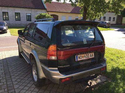 gebraucht Mitsubishi Pajero Sport 2,5 TD SUV / Geländewagen