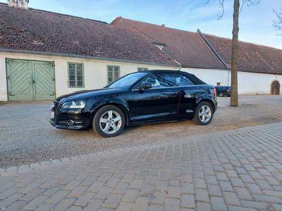 gebraucht Audi A3 Cabriolet 1,6 TDI Comfort Edition DPF