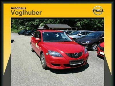gebraucht Mazda 3 3CD110 Plusline