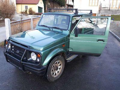 gebraucht Suzuki Samurai VX SUV / Geländewagen
