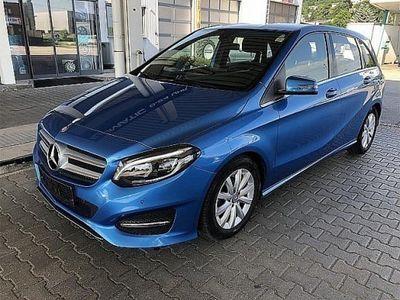 gebraucht Mercedes B180 CDI A-Edition Plus Navi-LED-PDC