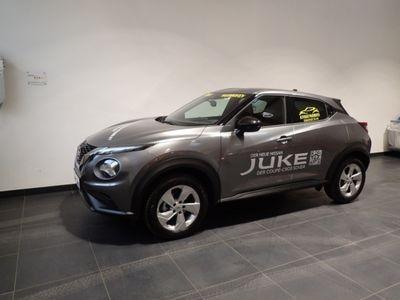 gebraucht Nissan Juke F16 DIG-T 117 6MT 117 PS N-CONNECTA NC Winter