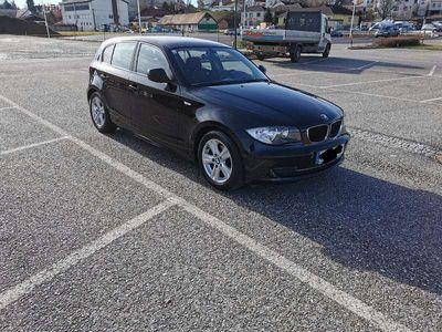 gebraucht BMW 116 1er-Reihe E87 d Klein-/ Kompaktwagen