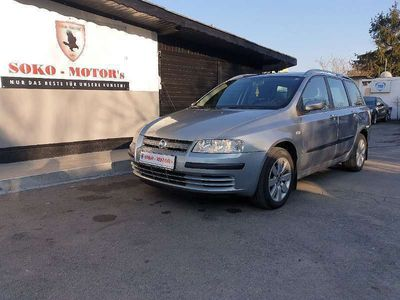 gebraucht Fiat Stilo Multiwagon 1,9 JTD Multijet 90 Actual Kombi / Family Van