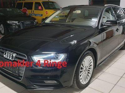gebraucht Audi A4 Avant 2,0 TDI quattro Daylight XenonPlus,MMI Navi,