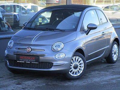 gebraucht Fiat 500C 1,2 Fire 70 Lounge, 69 PS, 2 Türen, Schaltgetriebe