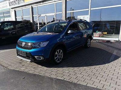 gebraucht Dacia Logan MCV Stepway Sensation TCe 90 S&S Kombi / Family Van