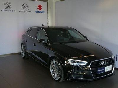 used Audi A3 Sportback 2,0 TFSI intense Limousine,