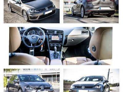 gebraucht VW Golf R-Line 1,6 BMT TDI DSG
