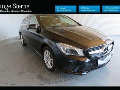 gebraucht Mercedes CLA200 Shooting Brake CLA-Klasse d Kombi / Family Van,