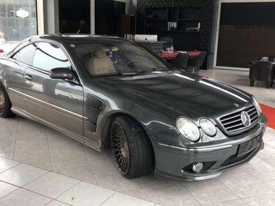 gebraucht Mercedes CL500 Aut.