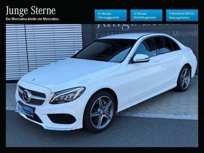 gebraucht Mercedes C250 C-Klassed 4MATIC AMG Line Aut. Limousine,