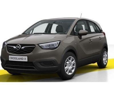 gebraucht Opel Crossland X 1.2 Turbo 110 Kam DAB SichtP Inte...