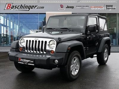 used Jeep Wrangler Sport 2,8 CRD