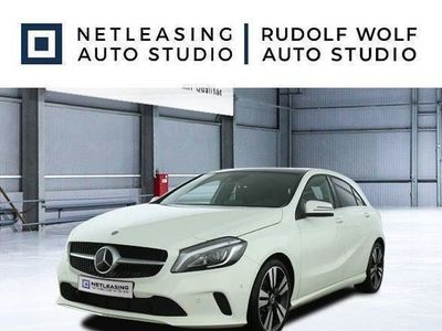 brugt Mercedes A250 4M Urban+Comand+Business+Distronic+DAB+PSD