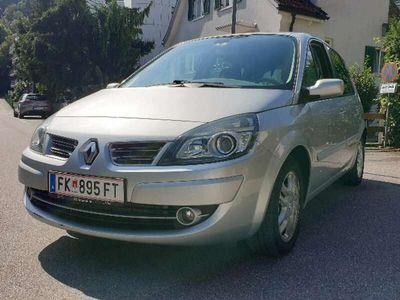 gebraucht Renault Scénic II ScenicPrivilège 1,5 dCi DPF