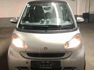 gebraucht Smart ForTwo Coupé Passion Klein-/ Kompaktwagen