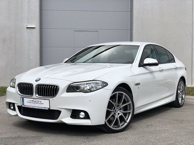 gebraucht BMW 520 5er-Reihe d xDrive Österreich-Paket Aut. Limousine,