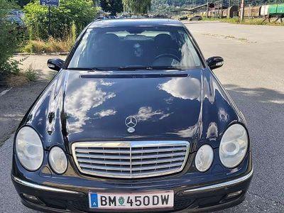 gebraucht Mercedes E200 E-Klasse Mercedes BenzElegance Limousine