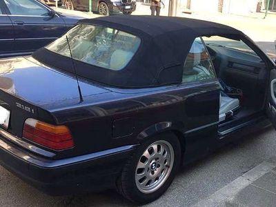 gebraucht BMW 318 Cabriolet 3er-Reihe i E-36 / Roadster