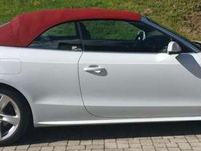 gebraucht Audi A5 Cabriolet Cabrio 3,0 TDI DPF Multitronic / Roadster