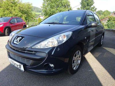gebraucht Peugeot 206 +Generation 1.1 1.Besitz,Klima,AHV,...PRIVATVERKAU