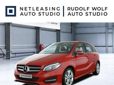 gebraucht Mercedes B220 4M Urban+DAB+LedHi+Laderaump+Business+Navi