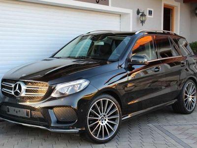 "gebraucht Mercedes GLE250 d 9G 4Matic Aut.AMG-LINE *22"" LED-AHK-APPLE_CAR*"