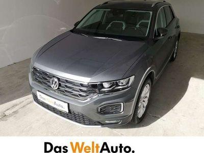 gebraucht VW T-Roc Sport TDI SCR DSG