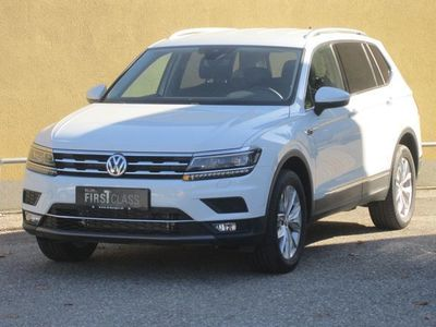 gebraucht VW Tiguan Allspace HL TSI OPF DSG 5-Sitzer