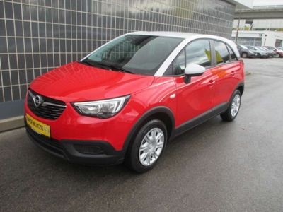 gebraucht Opel Crossland X 1,2 Turbo ECOTEC Direct Injection E... SUV / Geländewagen