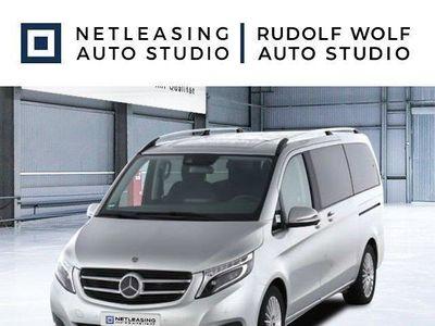 gebraucht Mercedes V220 d Lang Edit.Sport+Comand+ILS+Kam+el. Türen LED