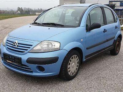 gebraucht Citroën C3 1,4 HDi Klein-/ Kompaktwagen,