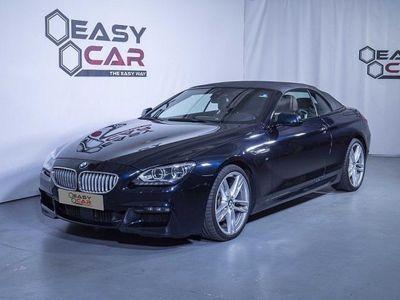 gebraucht BMW 640 Cabriolet 6er-Reihe d Cabrio xDrive M Sport Edition Aut. *HEAD U... / Roadster