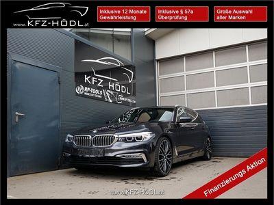 gebraucht BMW 525 525 d Touring Aut.