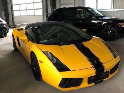gebraucht Lamborghini Gallardo LP 520 Spyder E-Gear für Export/Händler