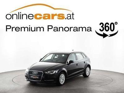 gebraucht Audi A3 Sportback 2,0 TDI NAVI RADAR STANDHZG ASSISTENZ Limousine,