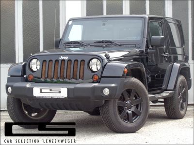 used Jeep Wrangler 2,8 CRD 70th Anniversary Edition*Leder*18 Zoll*