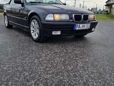 gebraucht BMW 320 Cabriolet 3er-Reihe Cabrio (E36) Aut.