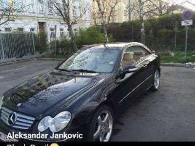 gebraucht Mercedes CLK500 Elegance Aut.